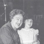 Warshaw with Piano Teacher Nadia Reisenberg
